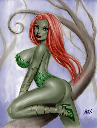 poison pics sexy ivy of How to not summon a demon lord porn