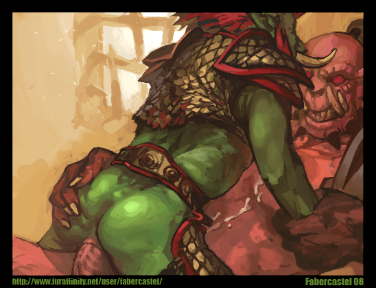 life orcs daily a friendly Corruption of champions sex scenes