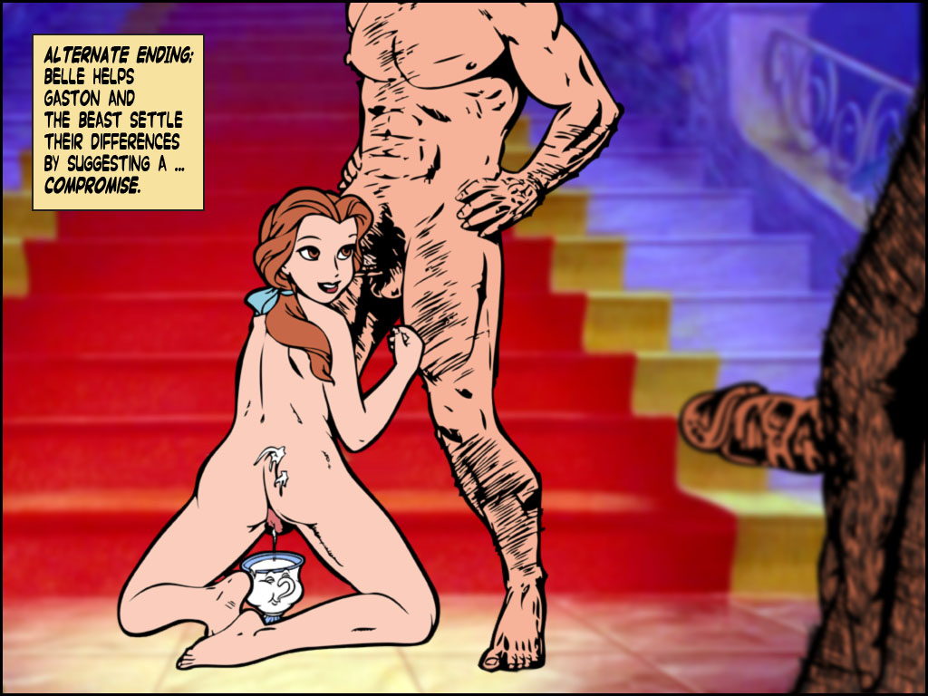 beast and beauty the bimbette Monster allergy zick and elena
