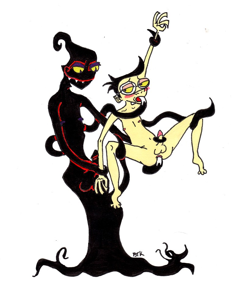 pictures and of mangle foxy Monster prom what is oz