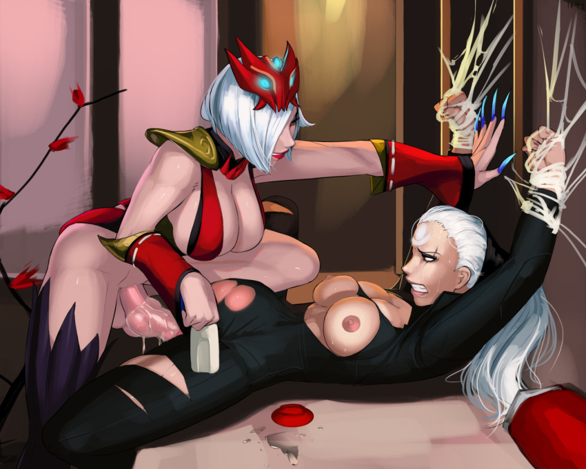 of animation 18 league legends So i can t play h uncensored