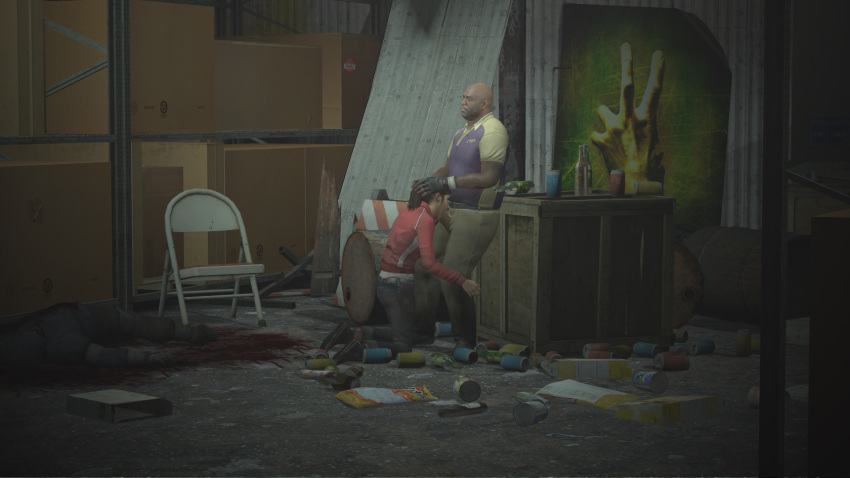 charger left 4 dead 2 Five nights at freddy's have sex