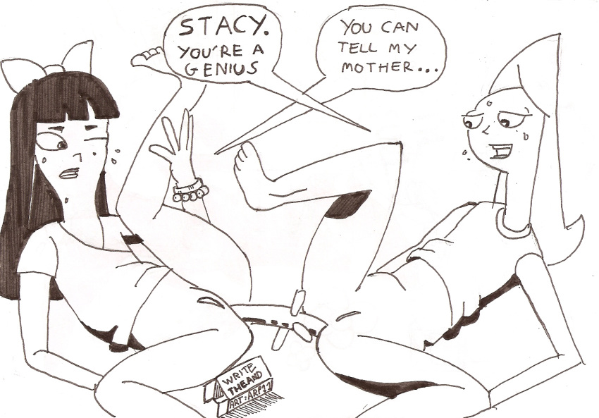 stacy phineas naked and ferb Erza scarlet armor list pictures
