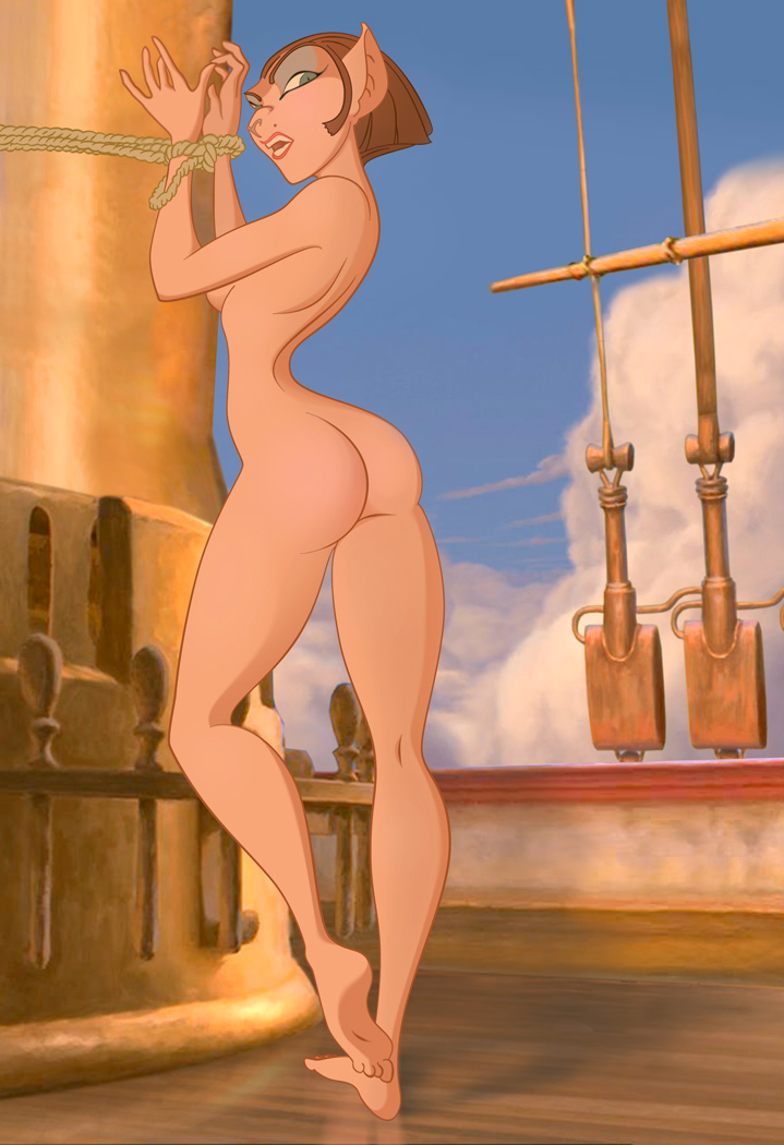 treasure amelia porn planet captain Lord of the ring nude