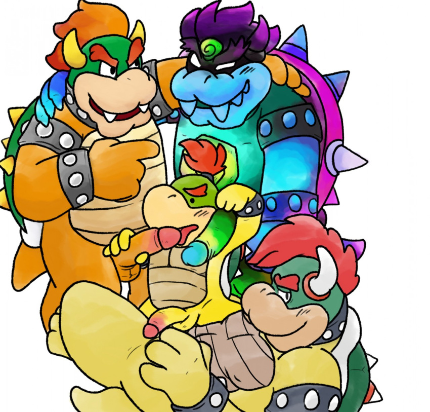 a with day bowser jr Haruhi ouran highschool host club